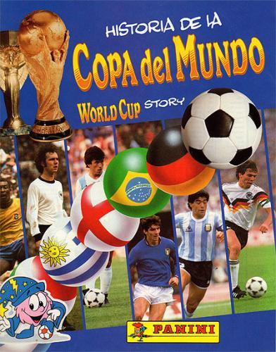 Historia de la Copa del Mundo - World Cup Story