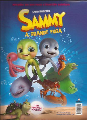 Sammy � A Grande Fuga Dublado