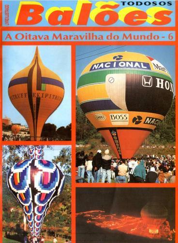 Todos os Balões A Oitava Maravilha do Mundo - 6