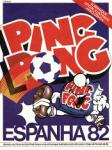 Chicle de Bola Ping Pong Copa 1982