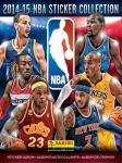 NBA Sticker Collection 2014-15
