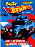 Chicle de Bola Buzzy Hot Wheels 2016