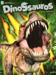 Editora: Abril - Álbum de figurinha: Dinossauros 2016