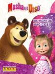 Editora: Panini - Álbum de figurinha: Masha e o Urso - Momentos Mágicos