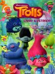 Editora: Topps - Álbum de figurinha: Trolls