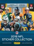 Editora: Panini - Álbum de figurinha: NFL Sticker Collection 2016