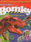 Chicle de Bola Bomky Jurassic World