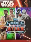 Star Wars Force Attax - Reino Unido