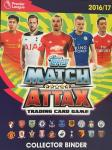 Match Attax Cards Colecionáveis Premier League 2016/2017