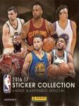 NBA Sticker Collection 2016-17