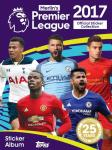 Editora: Topps - Álbum de figurinha: Premier League 2017