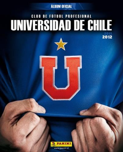Club de Fútbol Profesional Universidad de Chile 2011-2012