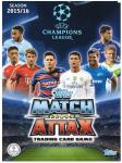 Match Attax Trading Card Game UEFA Champions League 2015/2016