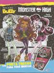 Chicle de Bola Buzzy Monster High 2017