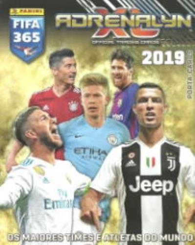 Adrenalyn XL FIFA 365 2019 Limited Edition