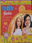 Chicle de Bola Buzzy Barbie Miniagenda 4