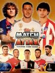 Match Attax UEFA Champions League 2019/2020 Spain - Cards